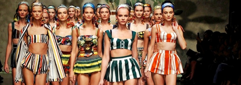 Dolce & Gabbana RTW Spring Summer 2013 Milan Fashion Week