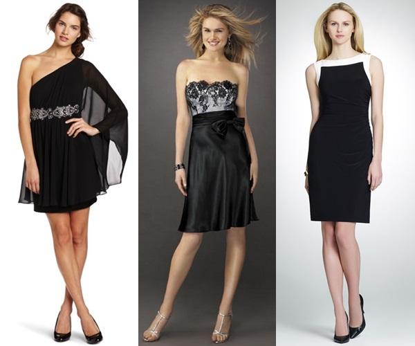Wearing black to a wedding