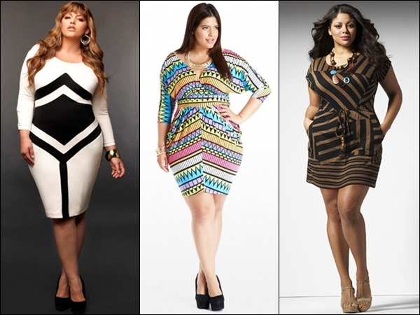 Bodycon dresses for Plus Size Women