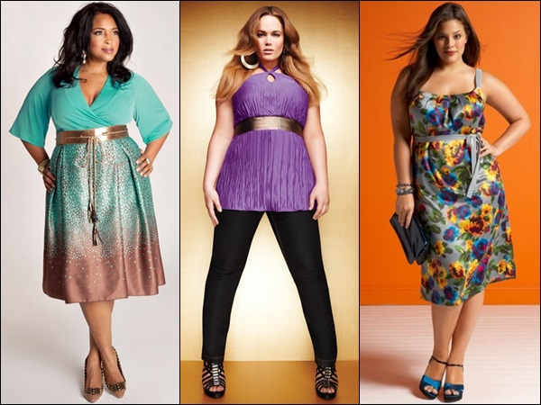 Dress for your body shape, not for your size, and put first for fit and comfort