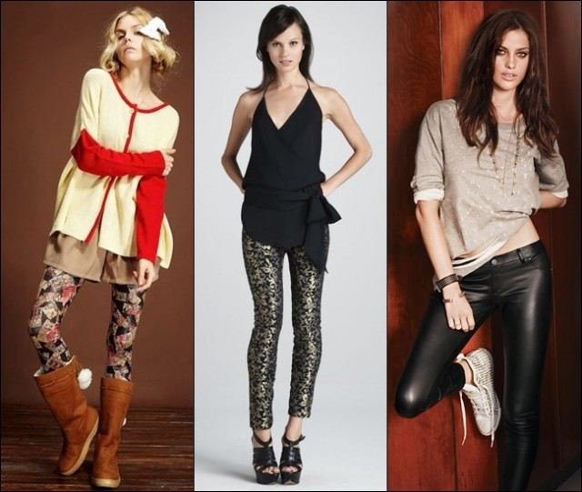 How to Wear Leggings on Different Occasions