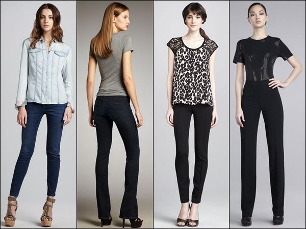 best suited for skinny legged women