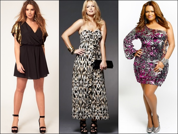 Night-out Plus Size Fashion Styles and Ideas