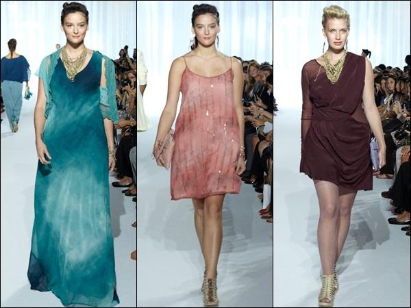 Plus Size Fashion Runway: OneStopPlus.com Fashion show