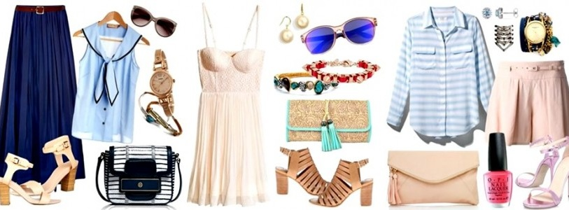 30 Flattering Sets Summer Outfit Ideas for Different Occasions (Cocktail)