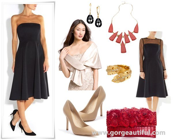 Wedding Guest Accessories Ideas for Fall and Winter