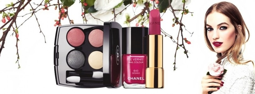 CHANEL Spring 2015 Reverie Parisienne Makeup Collection