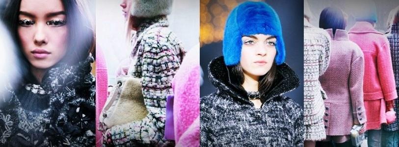 Chanel RTW Fall Winter 2013 Paris Fashion Week