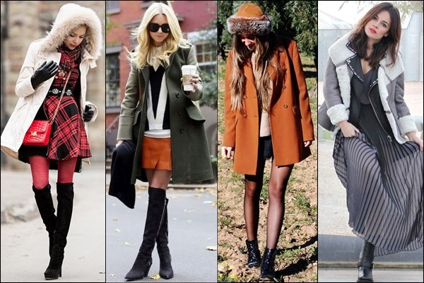 Coats and Layers Fashion Ideas