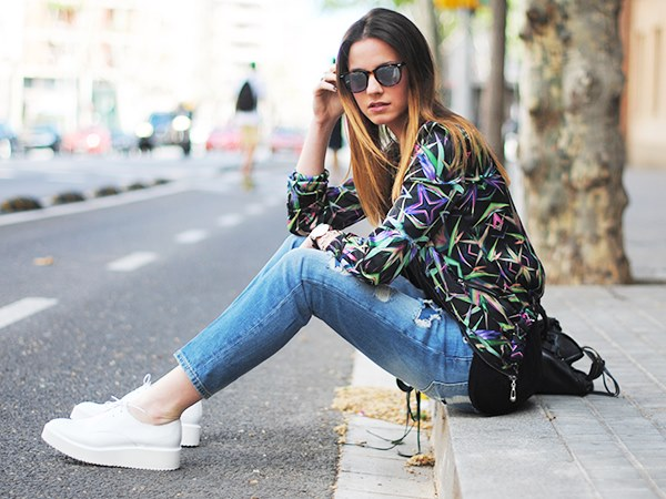 How and What to Wear with A Pair of