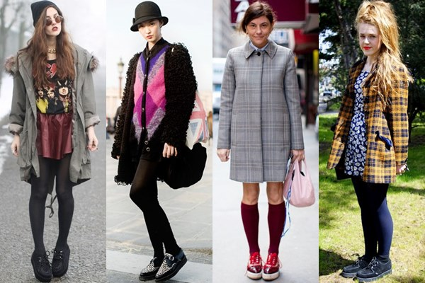 Creeper Shoes for Fall Winter