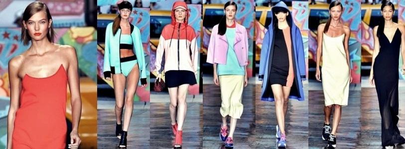 DKNY RTW Spring Summer 2014 New York Fashion Week