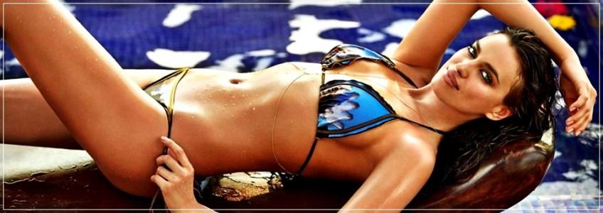 Exotic Journey Agua Bendita Swimwear 2015 Collection