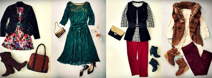 Fall Winter 2013 Plus Size Outfits Trend for Various Occasions