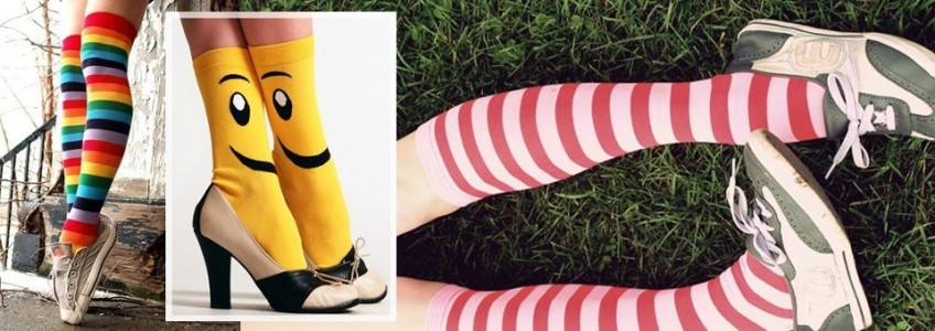 Fashion Tights, Leggings, and Socks Fall Winter 2014 by Nylon Journal