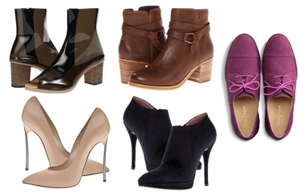 Wardrobe Essentials – Footwear