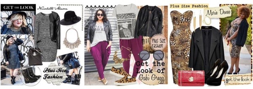 Get The Look: 10 Plus Size Fashion Blogger Outfit Ideas (Part 1)