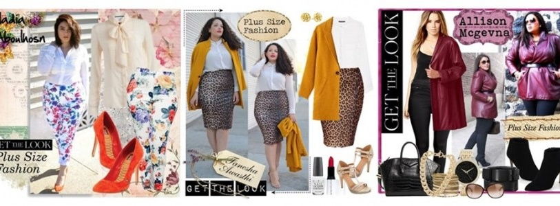 Get The Look: 10 Plus Size Fashion Blogger Outfit Ideas (Part 2)