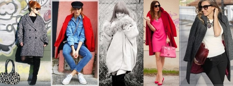 How and What to Wear with Oversized Coat for Fall and Winter