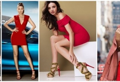 How to Wear Little Red Dress for Different Occasion