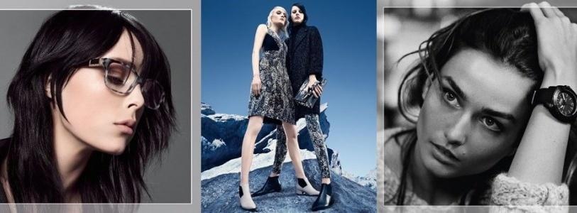 Hugo Boss Women Fall Winter 2014-2015 Ready to Wear Lookbook