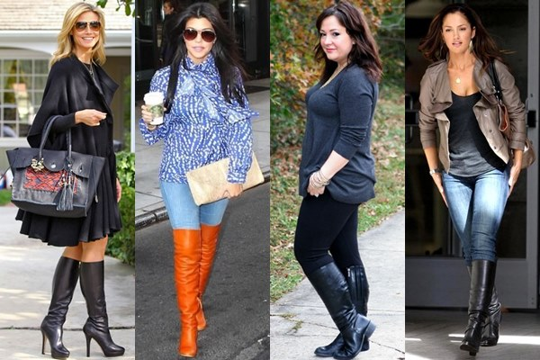 Heights (Knee-high Boots