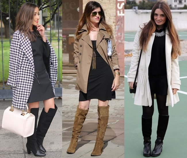 With Tall Boots