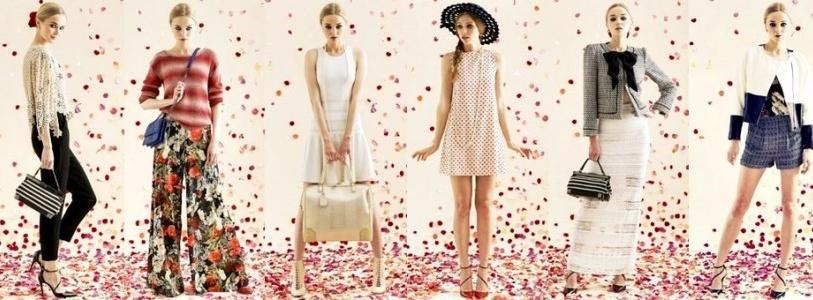 Lookbook: Alice + Olivia Resort 2014 Collection