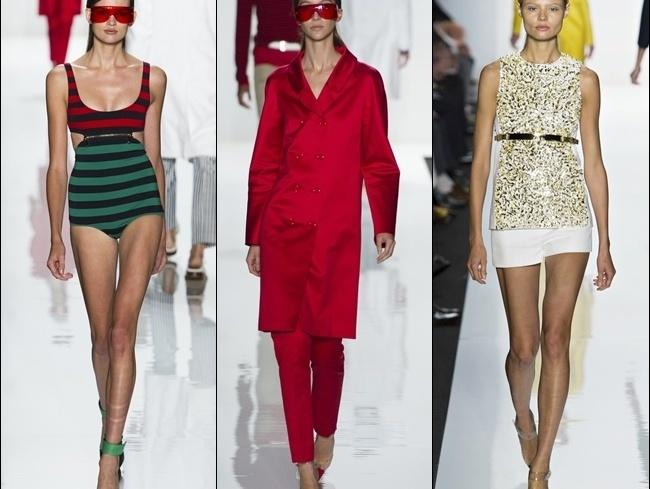 Michael Kors RTW Spring Summer 2013 New York Fashion Week