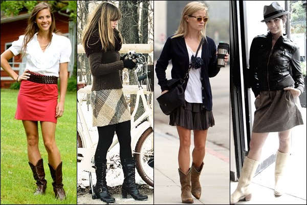Ways to Wear Mid-calf Boots for