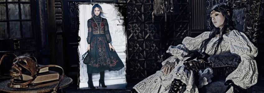 Modern Victorian Fall Winter Fashion Trend Shopping Ideas
