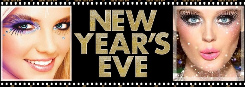 New Year's Eve Makeup and Hairstyle Tips (Part 1)
