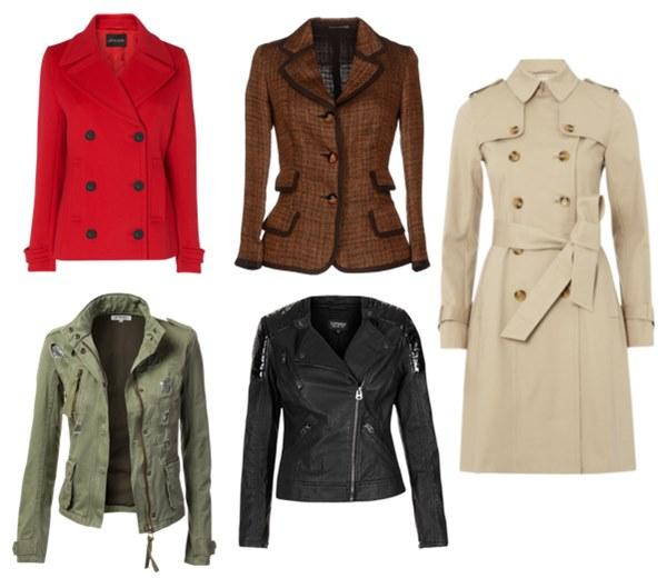 Wardrobe Essentials – Outerwear