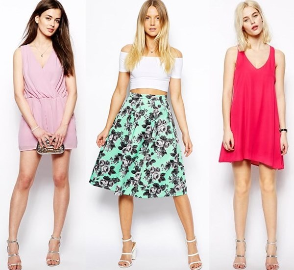 Petite Fashion Collection by ASOS