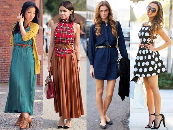 petite long skirt