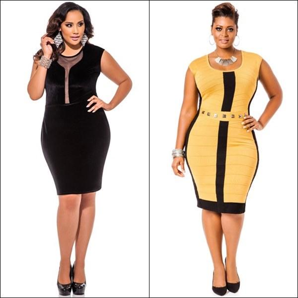 Plus Size Dress 2014 by Ashley Stewart