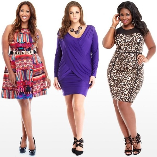 Plus Size Dress 2014 by Fashion to Figure