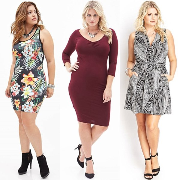 Plus Size Dress 2014 by Forever 21