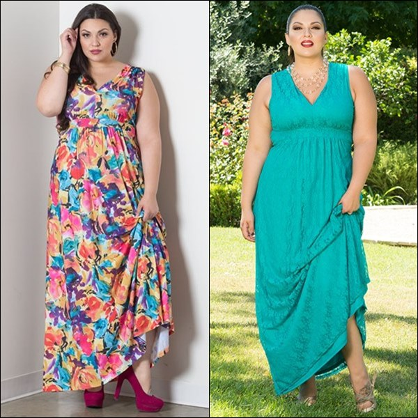 Plus Size Dress 2014 by Sealed With a Kiss