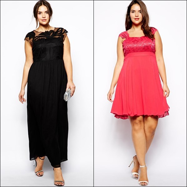 Plus Size Dresses 2014 by ASOS Curve