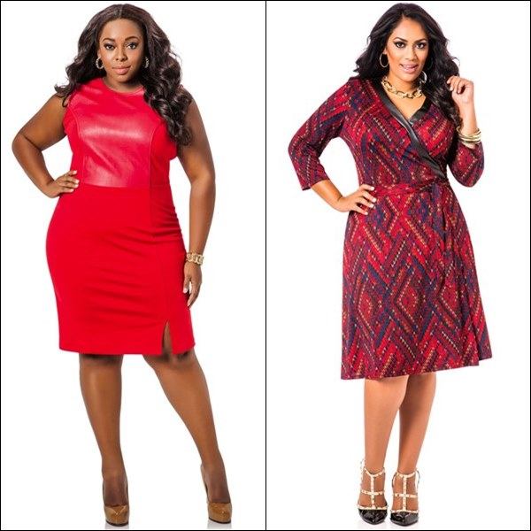 Plus Size Dresses 2014 by Ashley Stewart
