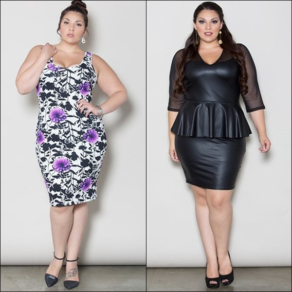 Plus Size Dresses 2014 by Sealed With a Kiss