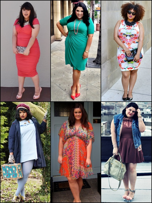 Dresses Fashion Look for Plus Size Women