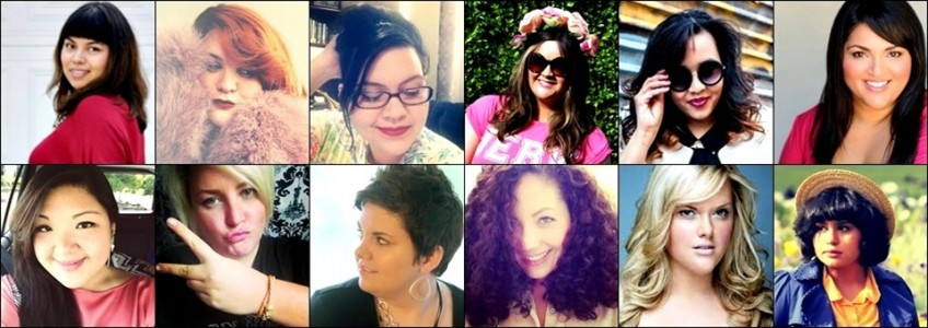 Plus Size Fashion Inspirations from 12 Plus Size Bloggers (Part 2)