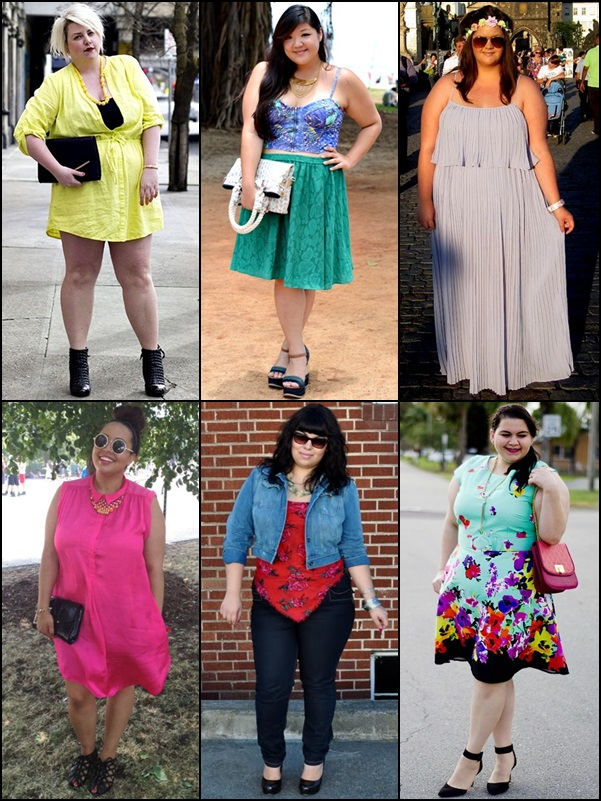 Summer Fashion Look for Plus Size Women