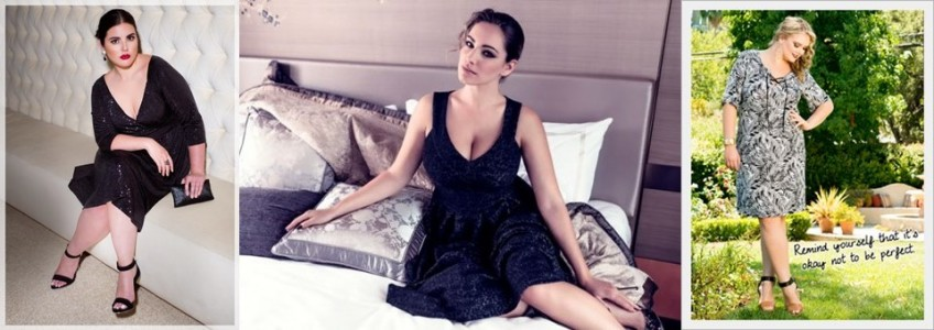 Plus Size Fashion Tips Choosing the Perfect Dress for Curvy Ladies