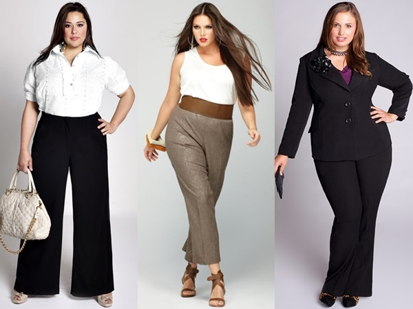 Flare Pants for Office Wear