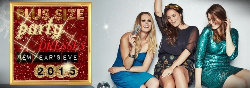 Plus Size Party Dresses New Year's Eve 2015 from 10 Popular Stores