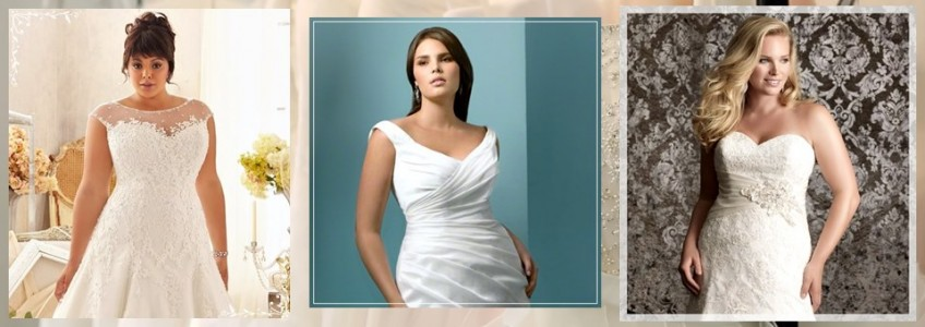 Plus Size Wedding Dress Shopping Tips and Ideas from Five Bridal Stores (Part 2)