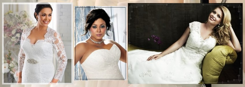 Plus Size Wedding Dress Shopping Tips and Ideas from Five Bridal Stores (Part 3)
